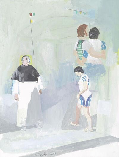 Jan Vanriet, 'Heldenleven 35, Giotto', 2019
