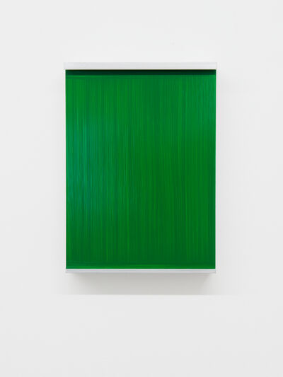 Imi Knoebel, 'Tafel 724 DCCXXIV', 2016