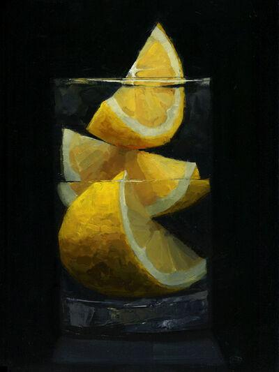 Tom Giesler, 'Floral 54: meyer lemon no. 3', 2021