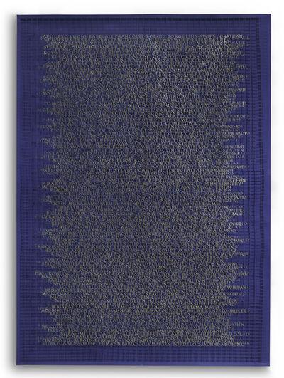 Pablo Lehmann, 'Escritores', 2018