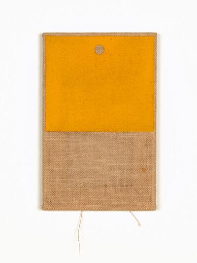 Nicolas Jasmin, 'Untitled (signal orange 1)', 1989-2013