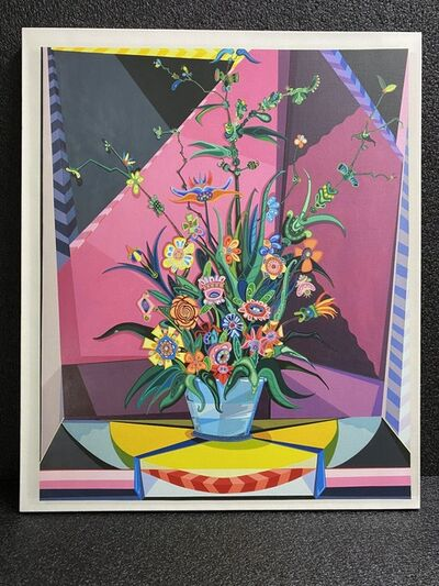 Erik Parker, 'Untitled (Late Bloomer)', 2011