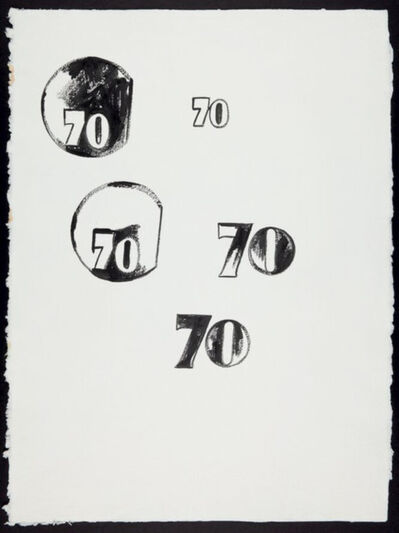 Andy Warhol, '70', 2nd half of the 20th century