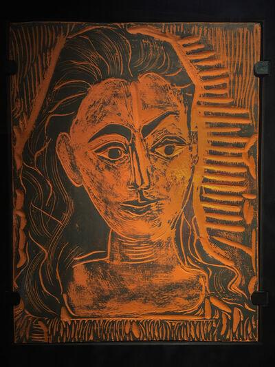 Pablo Picasso, 'Petit buste de femme (A.R. 523)'