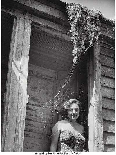 Clarence John Laughlin, 'Will You Step into My Parlor?', 1949