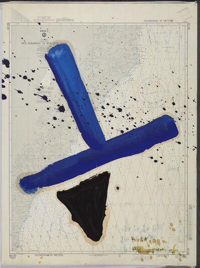 Julian Schnabel, 'Mys sosunova to mys peschanyy', 2010