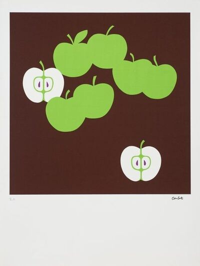 Jean Coulot, 'Pommes', 1990-1995