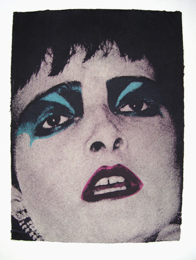 John Dove and Molly White, 'Siouxsie (Face No.2)', 2009