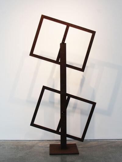 Raul Mourão, 'duas janelas', 2015