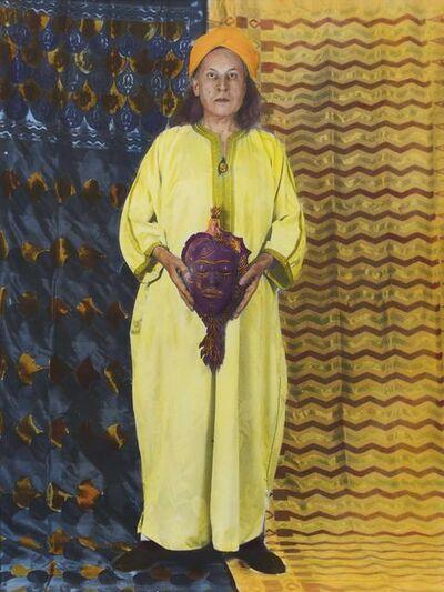 Luigi Ontani, 'Self-portrait', dated 2011