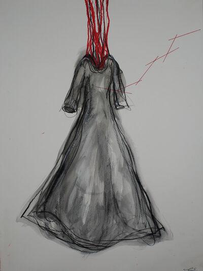 Chiharu Shiota, 'Dress', 2018