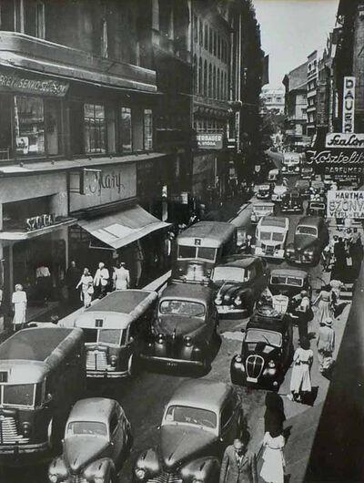 Ernö Vadas, 'Traffic Jam', 1939