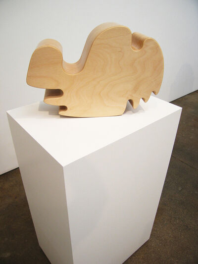 Allan McCollum, 'Shape #5', 2006
