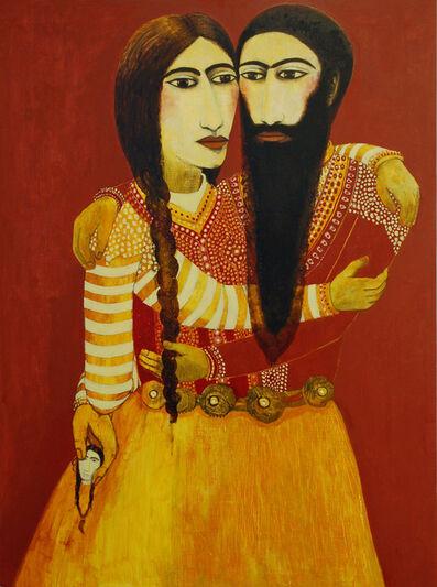 Samira Abbassy, 'Star Crossed Lovers ', 2015