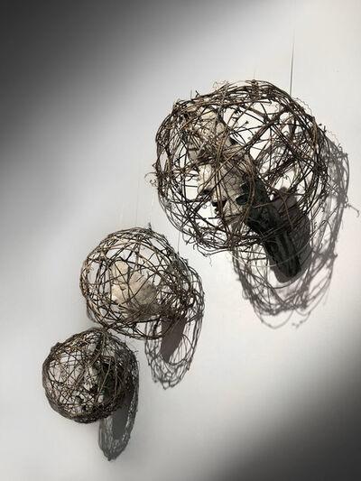 Trish Classe Gianakis, 'Caged', 2020