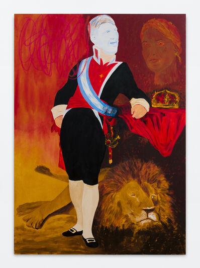 Thomas Lawson, 'The Arrogant Prince', 2017
