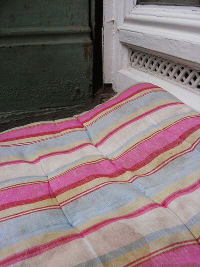 Jessica Backhaus, 'Agnes Martin Pillow, from the series One Day in November', 2008
