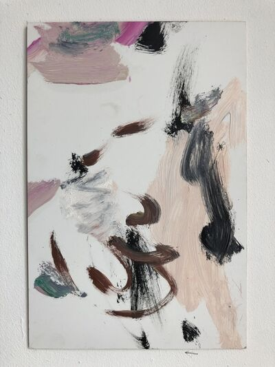 Mary Ramsden, 'she said', 2019