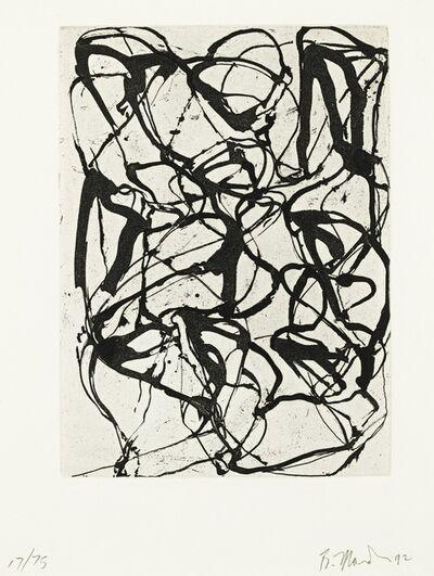 Brice Marden, 'Han Shan Exit', 1992