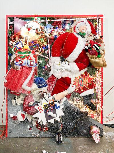 Michael Shultis, 'Santa Con', 2019