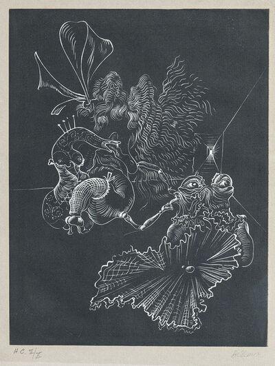 Hans Bellmer, 'La demande en mariage', 1972