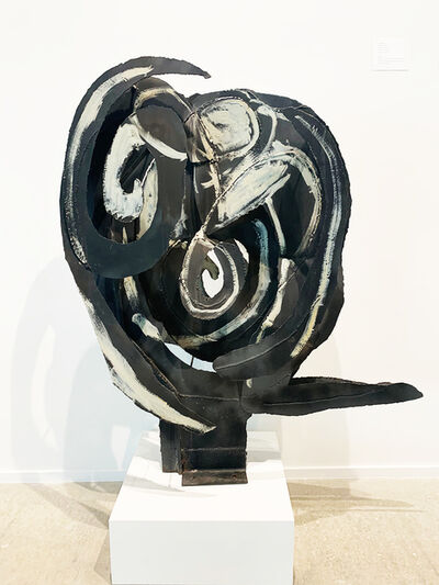 Carlos Alfonzo, 'Head No 5', 1990