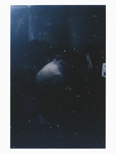 Sam Shmith, 'Untitled (figure, glass, stars)', 2019