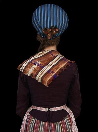 Corina Gertz, 'German Traditional Costume No. 2', 2010