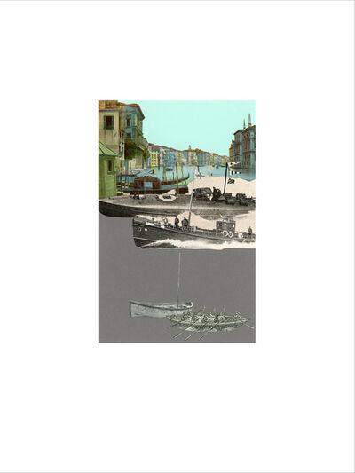Peter Blake, 'Venice - 'Racing'', 2009