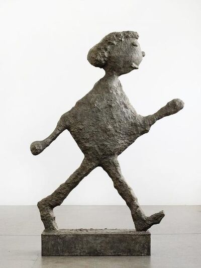 Donald Baechler, 'Walking Figure', 2011