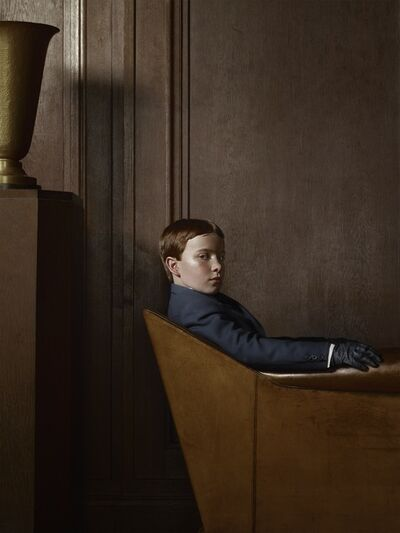 Erwin Olaf, 'Berlin, Portrait 01', 22 April 2012