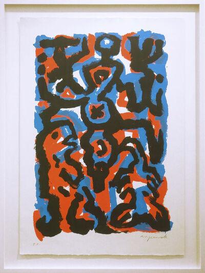A.R. Penck, 'Unicef', 1997