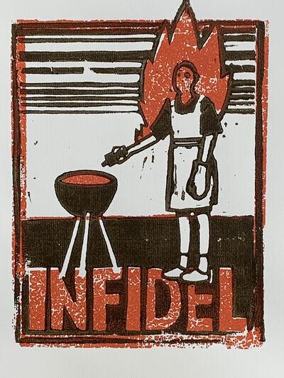 Peter Zokosky, 'Infidel', 2020