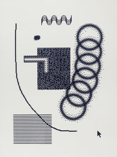 Arno Beck, 'Algorytmics - Edition 1/8', 2018