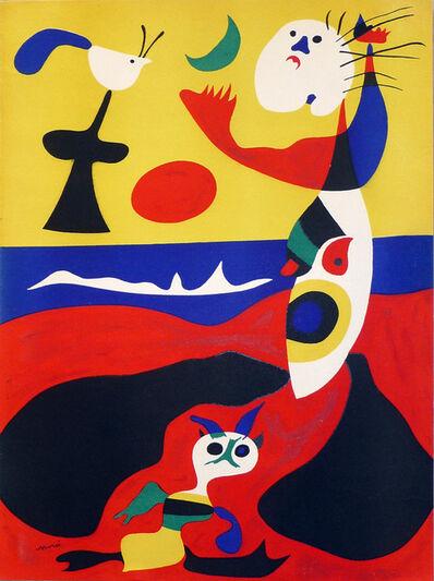 Joan Miró, 'L'Ete (D. 1310)', 1938