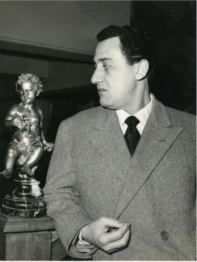Pierluigi Praturlon, 'One Hundred Years of Alberto Sordi', 1950s
