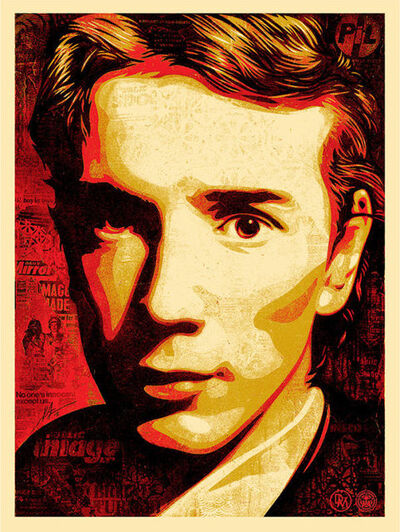 Shepard Fairey, 'A Product of Your Society - John Lydon', 2016