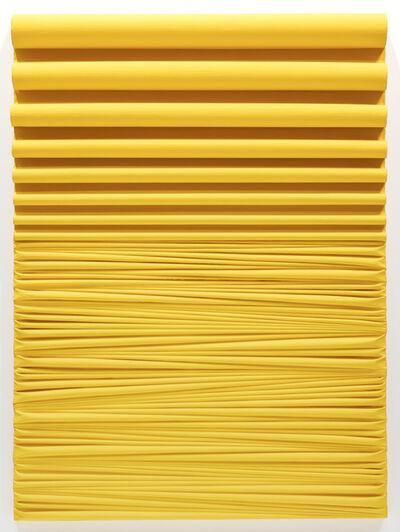Umberto Mariani, 'Senza Titolo, Yellow ', 2015