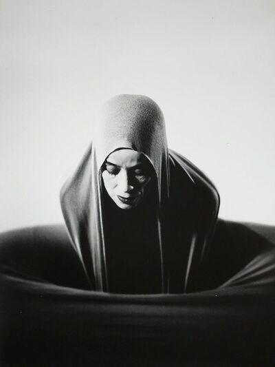 Barbara Morgan, 'Martha Graham (Lamentation)', 1935