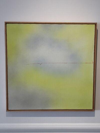 Edda Renouf, 'Yuxtapone', 1968