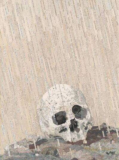 Matthew Cusick, 'Alone Time', 2014
