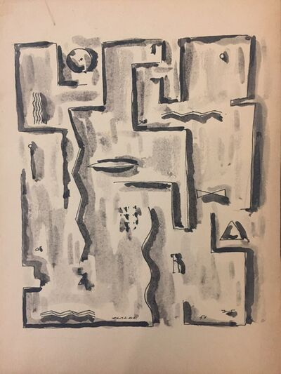 Gastón Olalde, 'Untitled', 1956