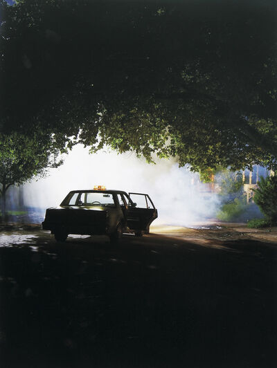 Gregory Crewdson, 'Production Still (Maple St. #2)', 2003