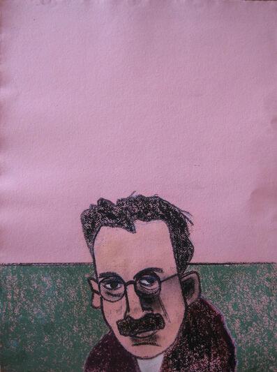 Richard Merkin, '(409) Groucho Marx', 1980-2000