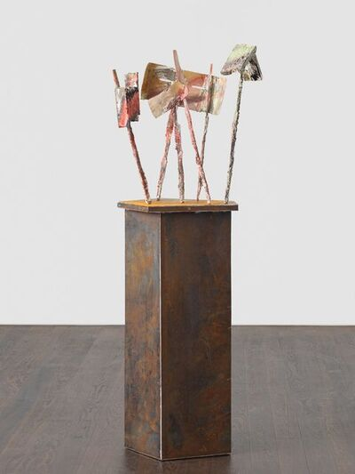 Phyllida Barlow, 'untitled: shaded; 2020 lockdown 19', 2020