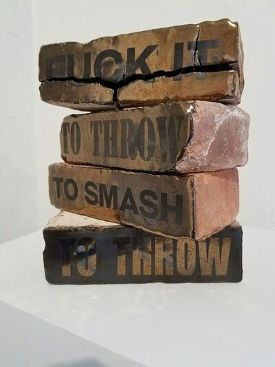 Adams Puryear, 'Riot Bricks', 2015