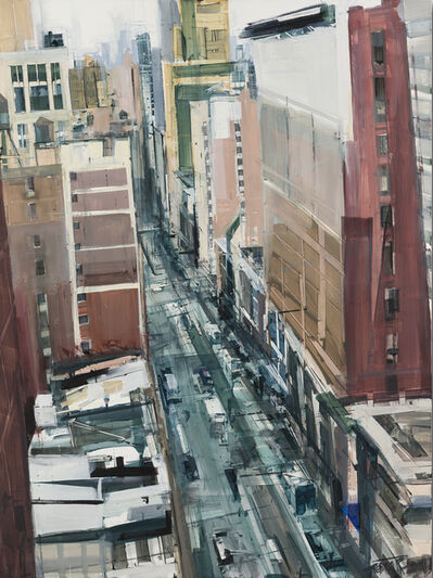 Sean Flood, 'E 27th', 2015