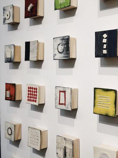 Lori Katz, 'Small Wall Squares', 2018