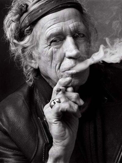 Mark Seliger, 'Keith Richards, New York, NY', 2011