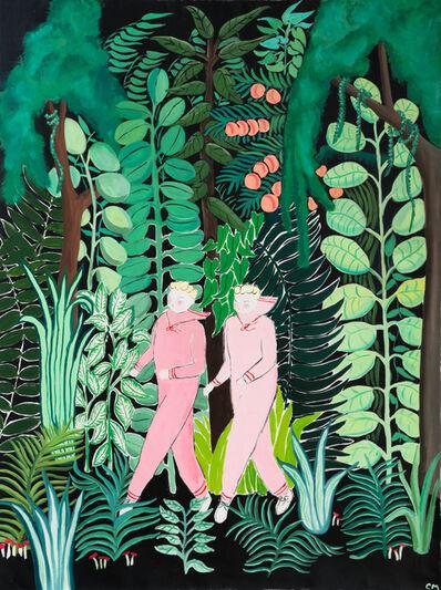 Claire Milbrath, 'Jungle Walk', 2019